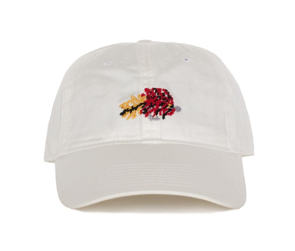 Fly Logo Ball Cap - Stone