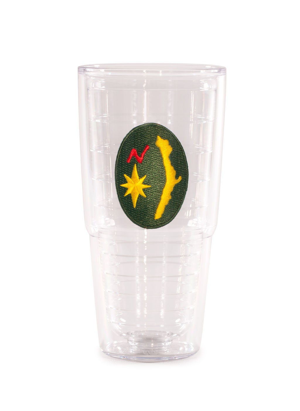 Tervis Tumbler - Island Logo 24 oz - Green/Yellow