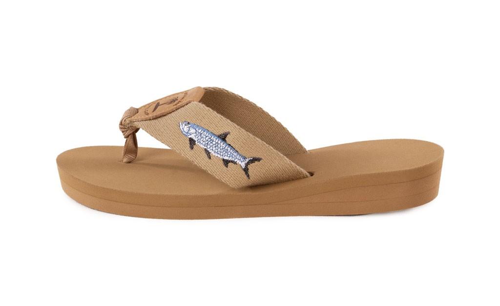 Women's Leatherman Ltd Tarpon Sandal - Khaki