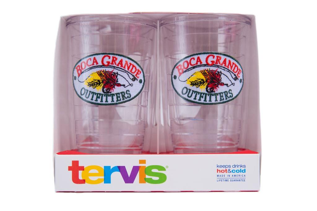 Tervis Tumbler - BGO Fly Logo 16.oz (4pk)