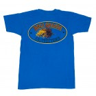 Boca Grande Outfitters Kids Short Sleeved Fly Logo T-Shirt - Western Sky