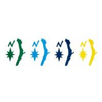 Island Logo Euro Sticker