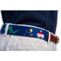 Smathers and Branson Boca Grande Life Belt - Navy